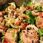 Kalter-Thai-Rindfleischsalat